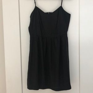 J Crew Black SunDress